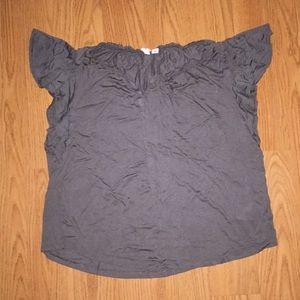 Gap NWOT flowy shirt
